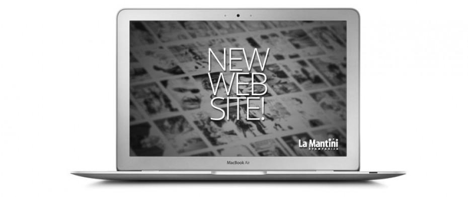 Novi web imidž naše štamparije.