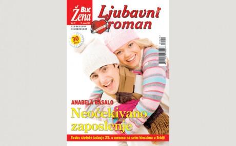 Blic Žena – Ljubavni roman