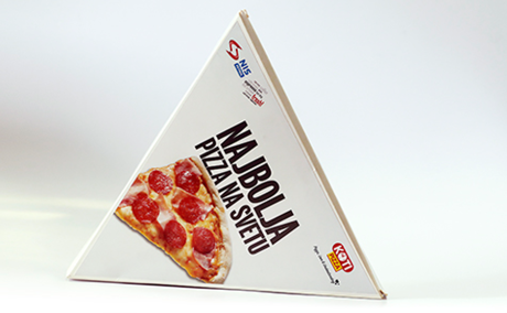 KOTI Pizza – kutija