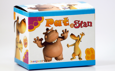 Pat & Stan – kutija